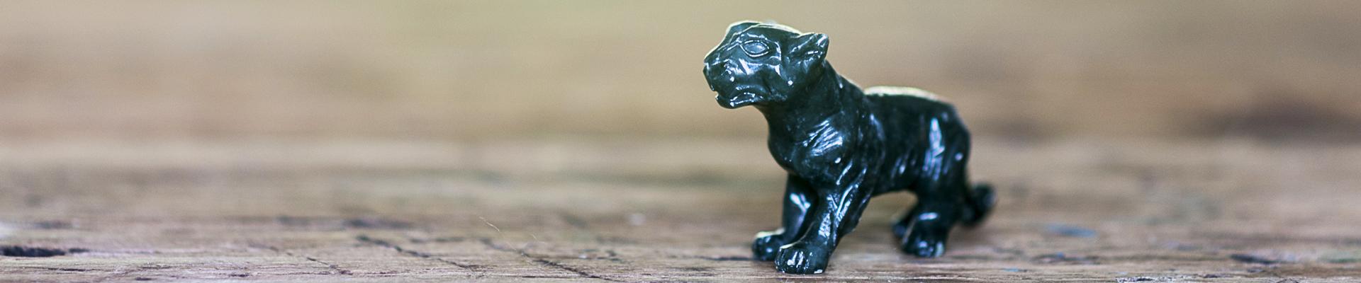 Level 2 – der Jaguar, im Schamanismus Otorongo genannt