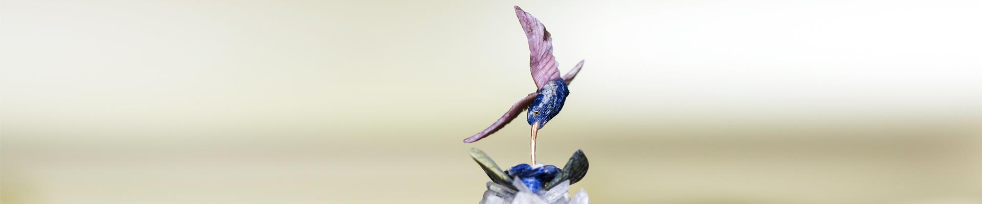 Level 3 – der Kolibri, im Schamanismus Cera Kente genannt