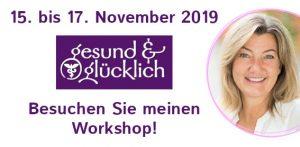 Gesund und Glücklich Messe Klagenfurt